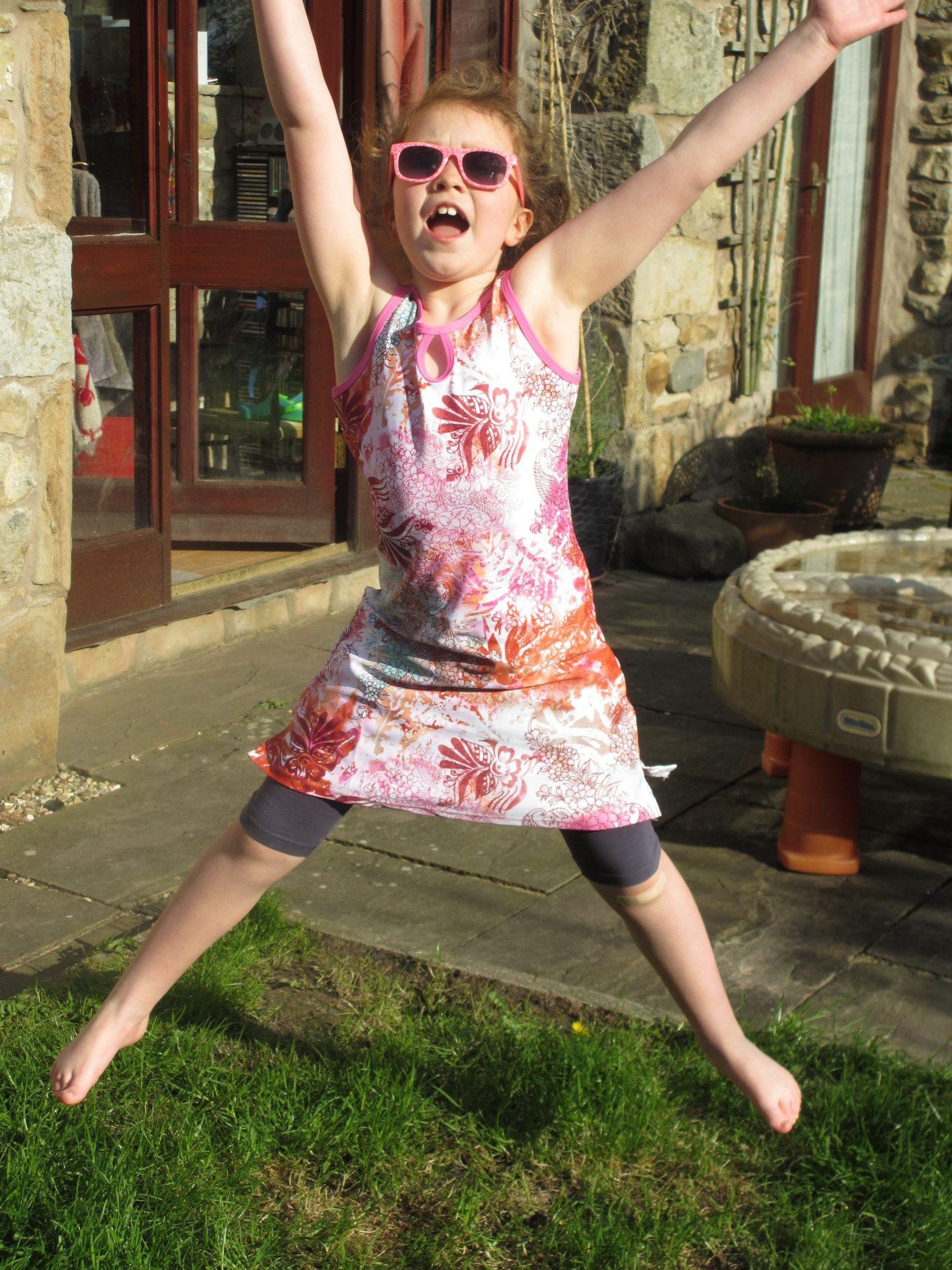 Nurturing a love of exercise in children