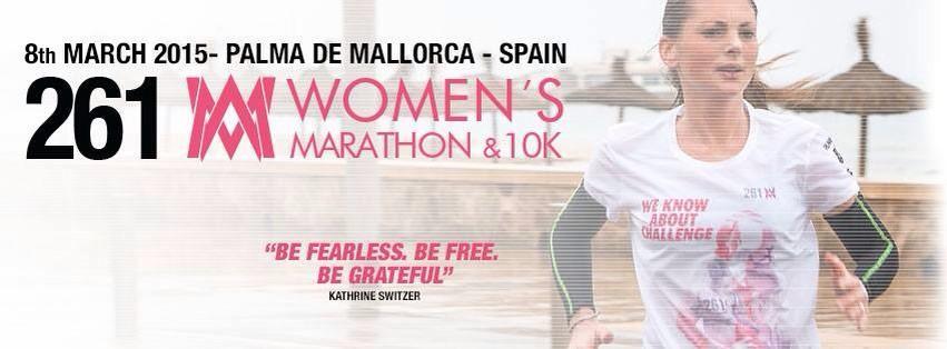 261 marathon Mallorca