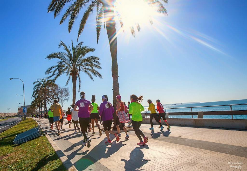 Mallorca 261 womens marathon