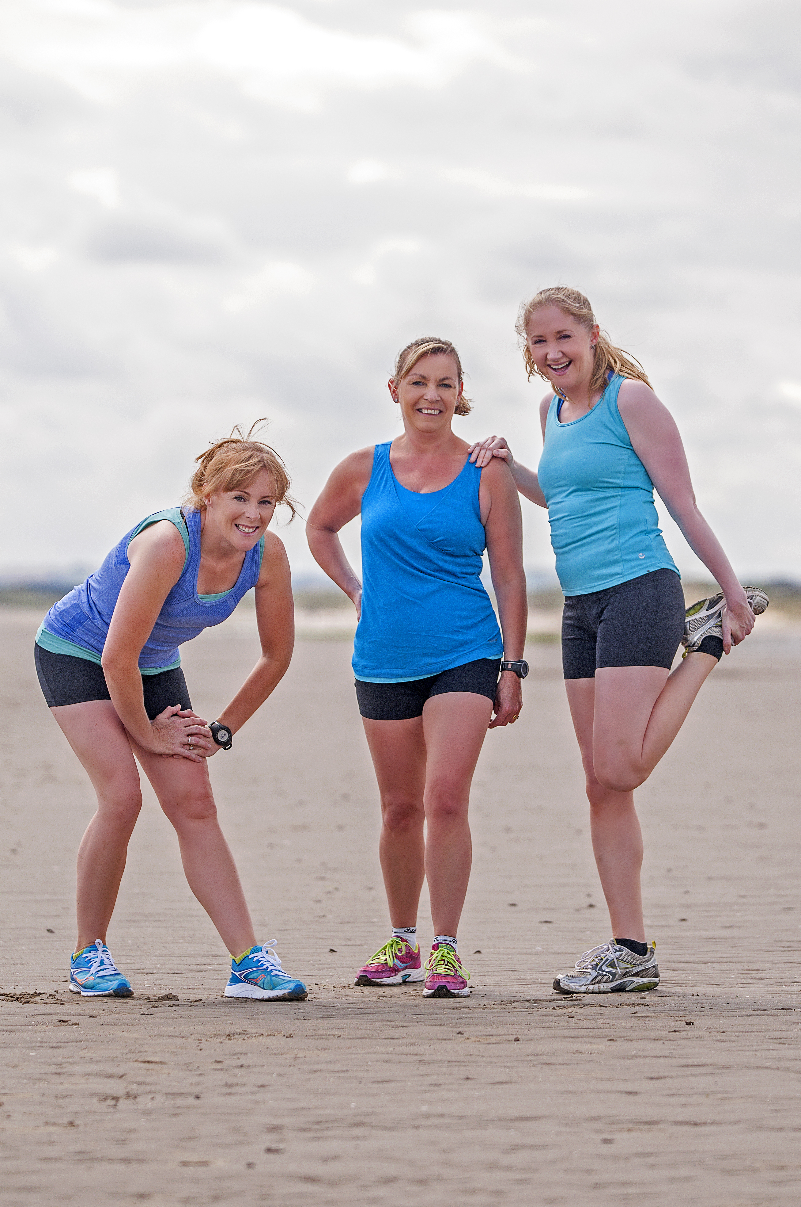 women fitness running health