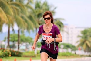 I chatted to … Shona Thomson; marathon runner and adventurer.