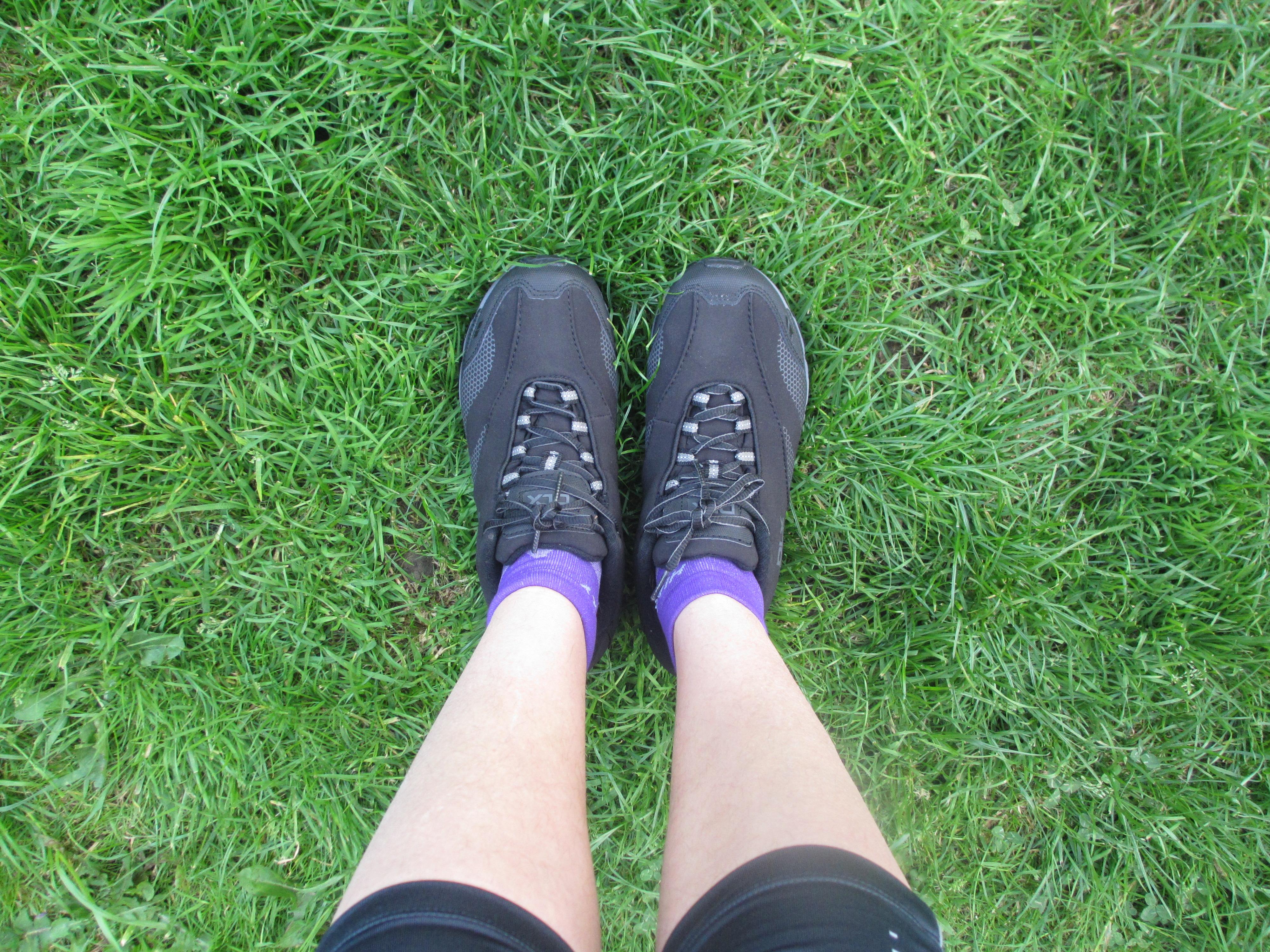 Derulo DLX trail shoe