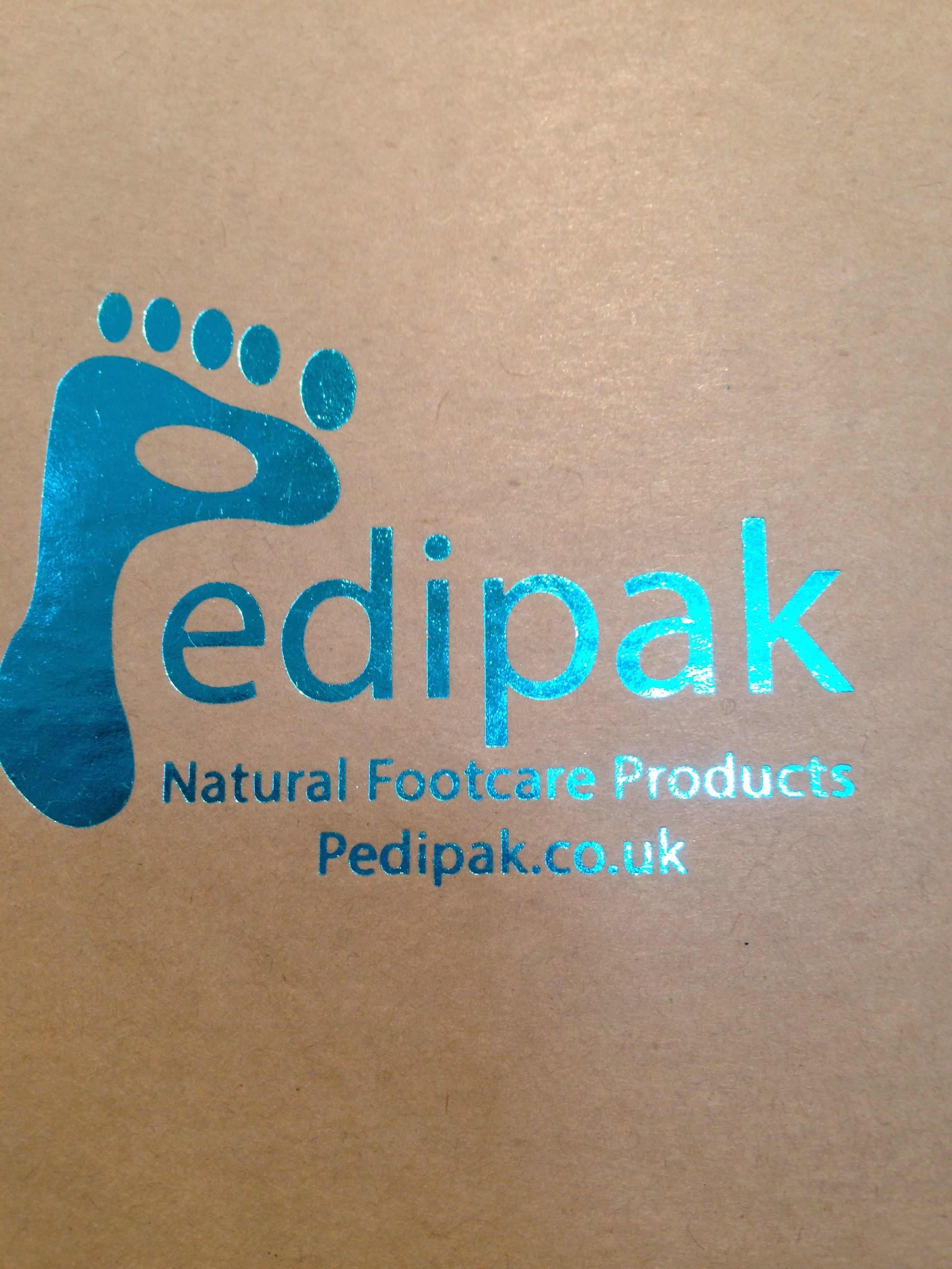 Pedipak gift box