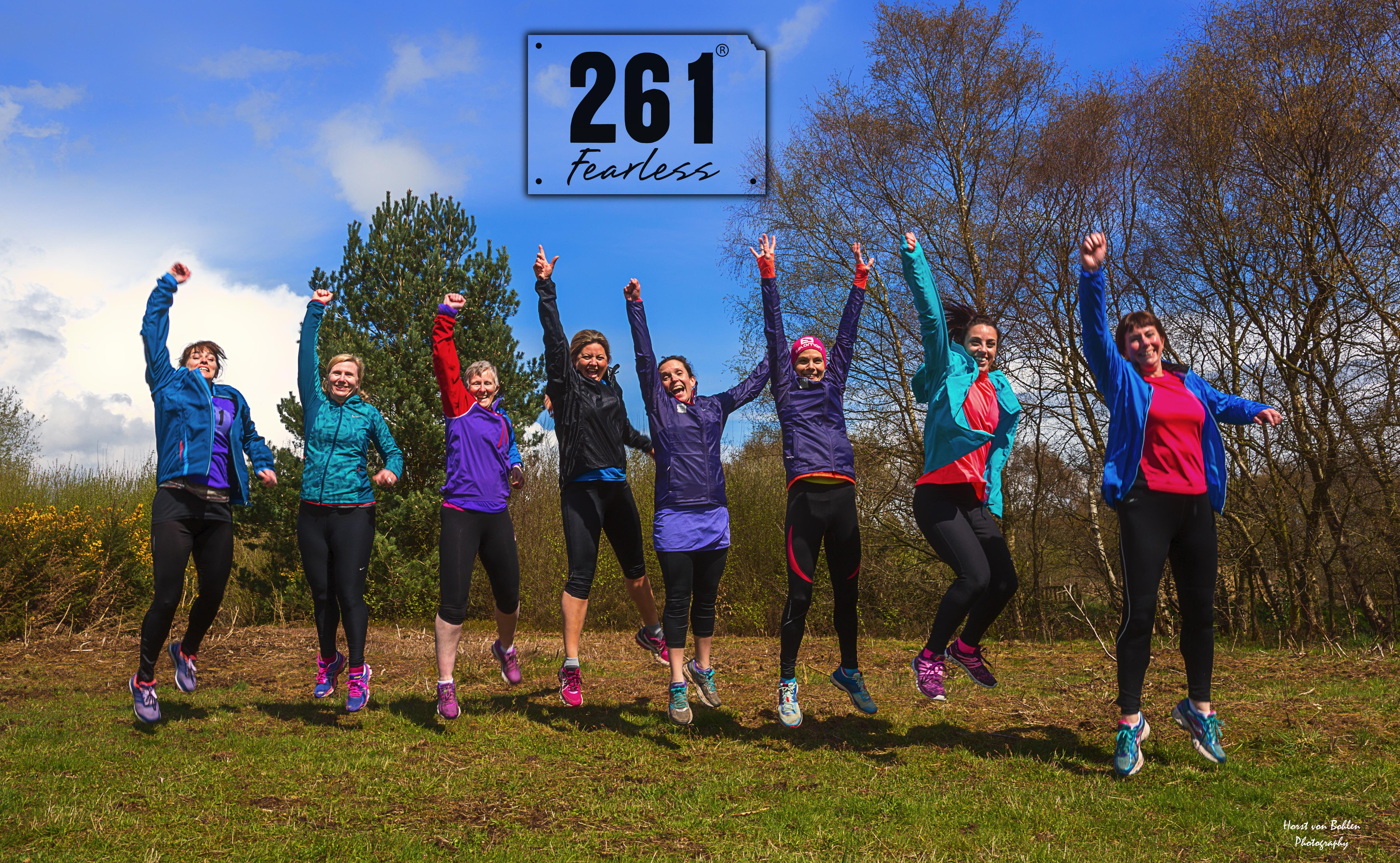 261Fearless running clubs