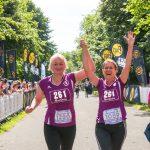 261Fearless finish Women's Running 10k Liverpool