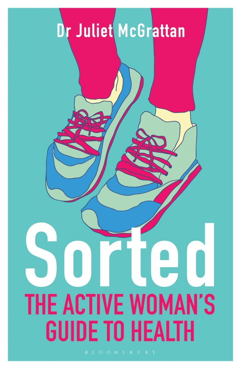 Win a copy of my book 'Sorted: The Active Woman's Guide to Health'