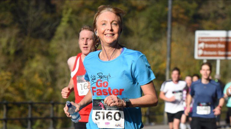 Active Women Interview – meet Kate Percy